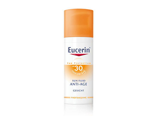 eucerin ohne parabene