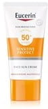 Eucerin Sensitive Protect Face Sun Creme LSF 50+