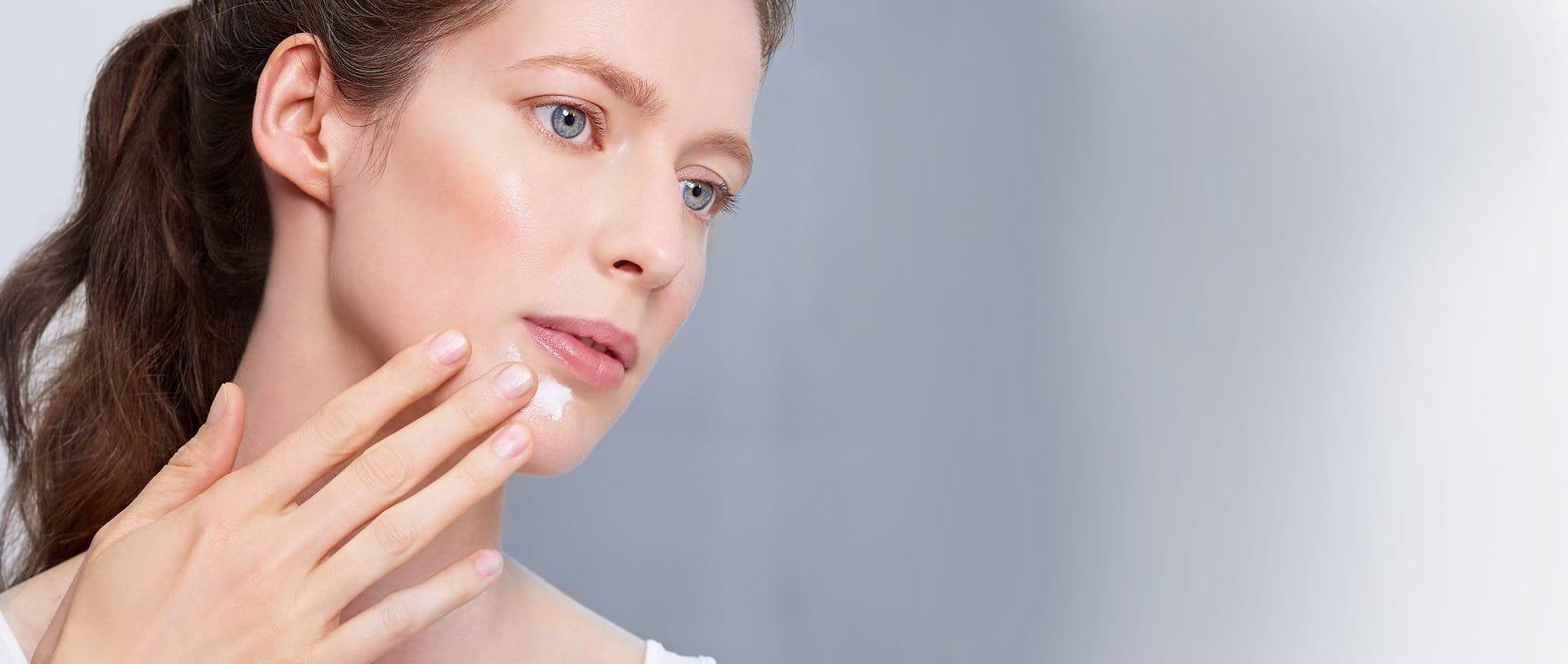 Pflege Bei Neurodermitis Schub Im Gesicht Eucerin