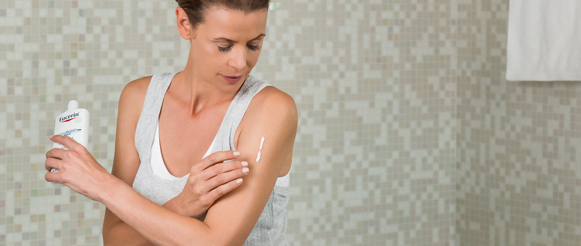 Reibeisenhaut Keratosis Pilaris Behandlung Eucerin