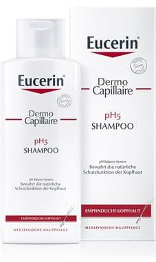 Ph5 Shampoo Empfindliche Kopfhaut Eucerin Dermocapillaire