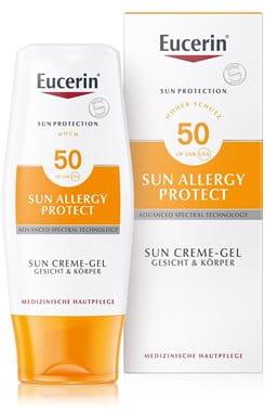 Sun Allergy Protect Sun Creme Gel Lsf 50 Sonnenschutz Bei