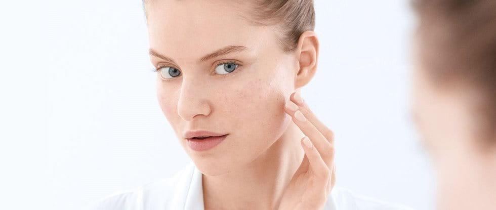 Unreine Haut Ursachen Behandlung Eucerin